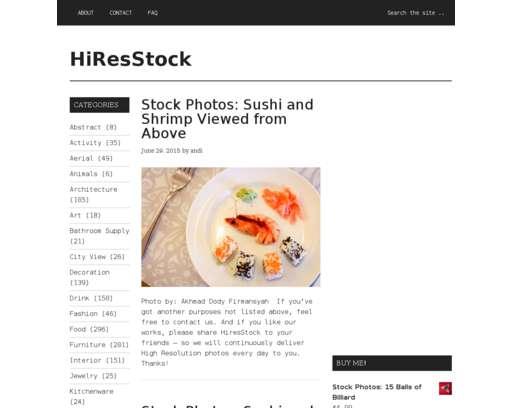 HiResStock