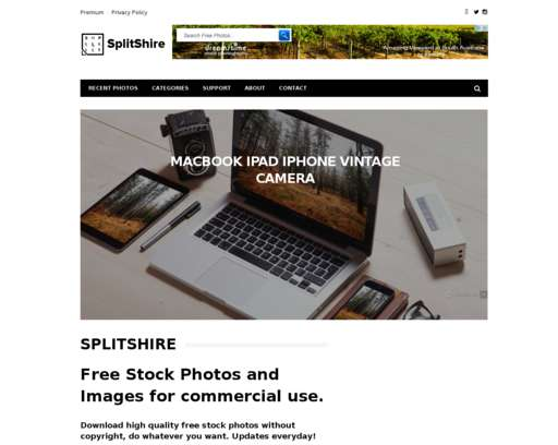 SplitShire - Free Stock Photos & Images for commercial use